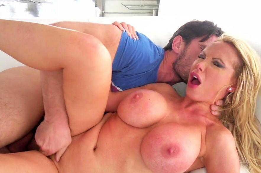 Sexy monster boobs
