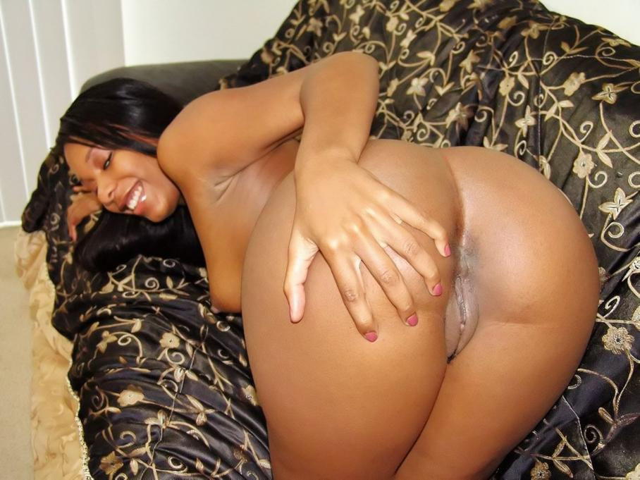 Naked black women with huge titties