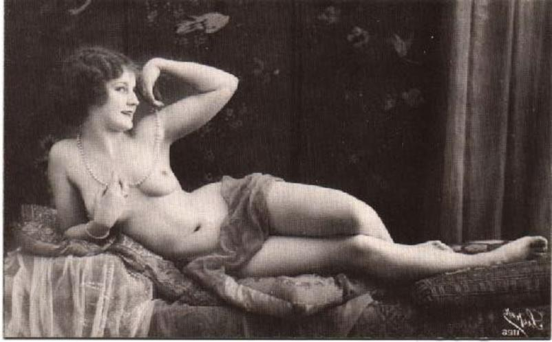 Nude photography art vintage